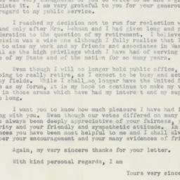 Letter : 1956 September 11