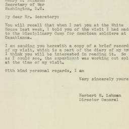 Letter : 1944 June 15