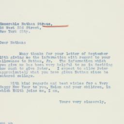 Letter : 1936 September 18