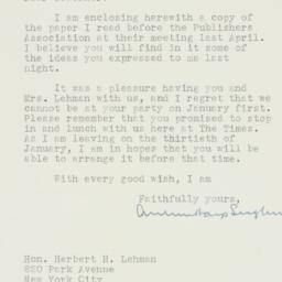 Letter : 1936 December 30