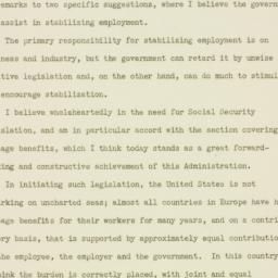 Administrative Record: 1935...