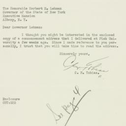 Letter : 1936 July 3