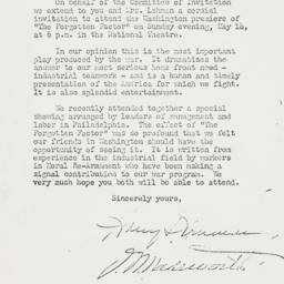 Letter : 1944 April 21