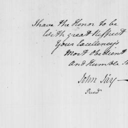 Document, 1779 July 28