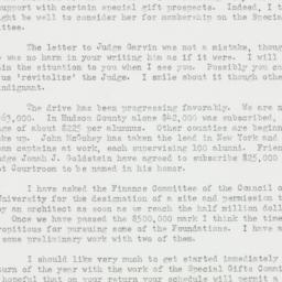 Letter : 1946 December 5