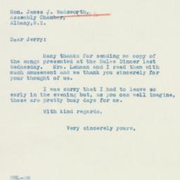 Letter : 1939 April 29