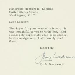 Letter : 1953 February 6