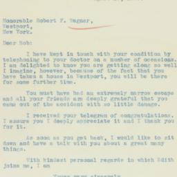 Letter : 1934 August 16