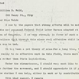 Letter : 1910 December 24
