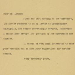 Letter: 1926 December 13