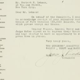 Letter : 1925 October 28