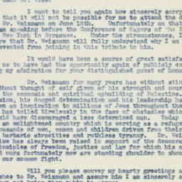 Letter : 1942 June 3