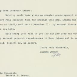 Letter : 1949 January 7