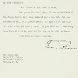 Letter: 1937 July 21