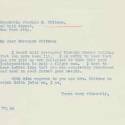 Letter : 1936 January 21