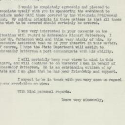 Letter : 1950 June 13