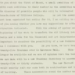 Letter : 1926 April 19