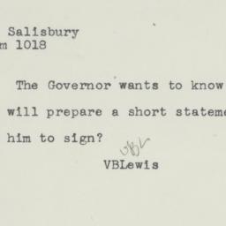 Note : 1945 February 15