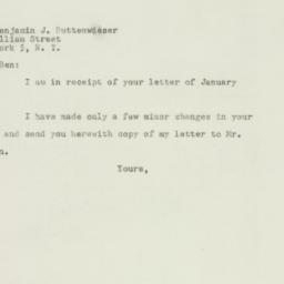 Letter : 1948 January 13