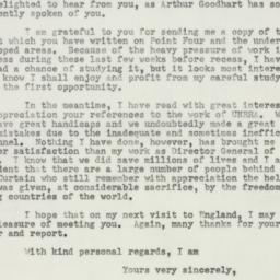 Letter : 1952 June 30