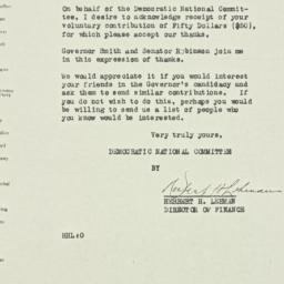 Letter : 1928 September 25