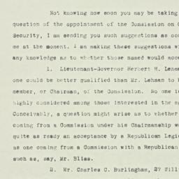 Letter : 1929 April 19