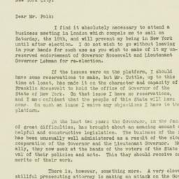 Press release : 1930 Octobe...