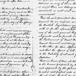 Document, 1774 September 28