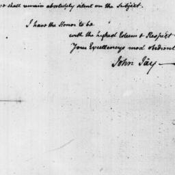 Document, 1778 November 19