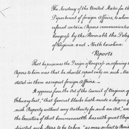 Document, 1787 April 12
