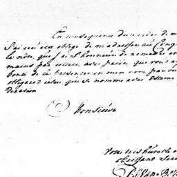 Document, 1786 February 09