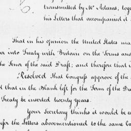 Document, 1786 February 02