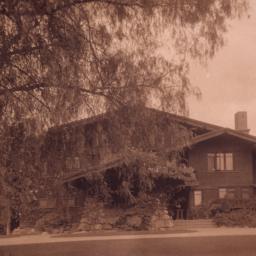 [Mary E. Cole house, Pasade...