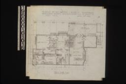 First floor plan : Sheet no. 3,