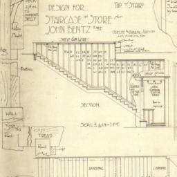 Brick block for John C. Ben...