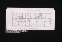 New fourth floor plan :No.4