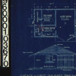 Garage for Judge Wm. Ward S...