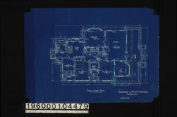 First floor plan :Sheet no. 2.