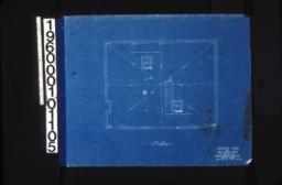 Roof plan :Sheet no. 4.