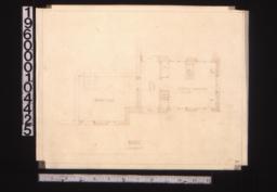 Additions -- basement plan :1.