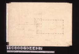 Additions -- floor plan :2\,