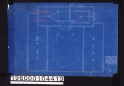 Foundation plan /