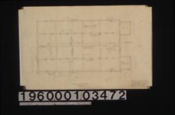Foundation plan : Sheet no. 2.