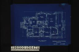 First floor plan :Sheet no. 2. (2)