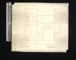 Second floor plan. (2)