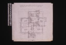 First floor plan : Sheet no. 2,
