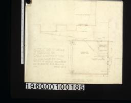 Foundation plan :Sheet no 19