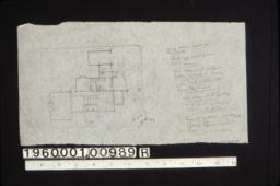 First floor plan, scheme#10 R1.