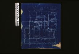 1st floor plan :Sheet no. 2.