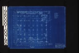 First floor plan :Sheet No. 13 /